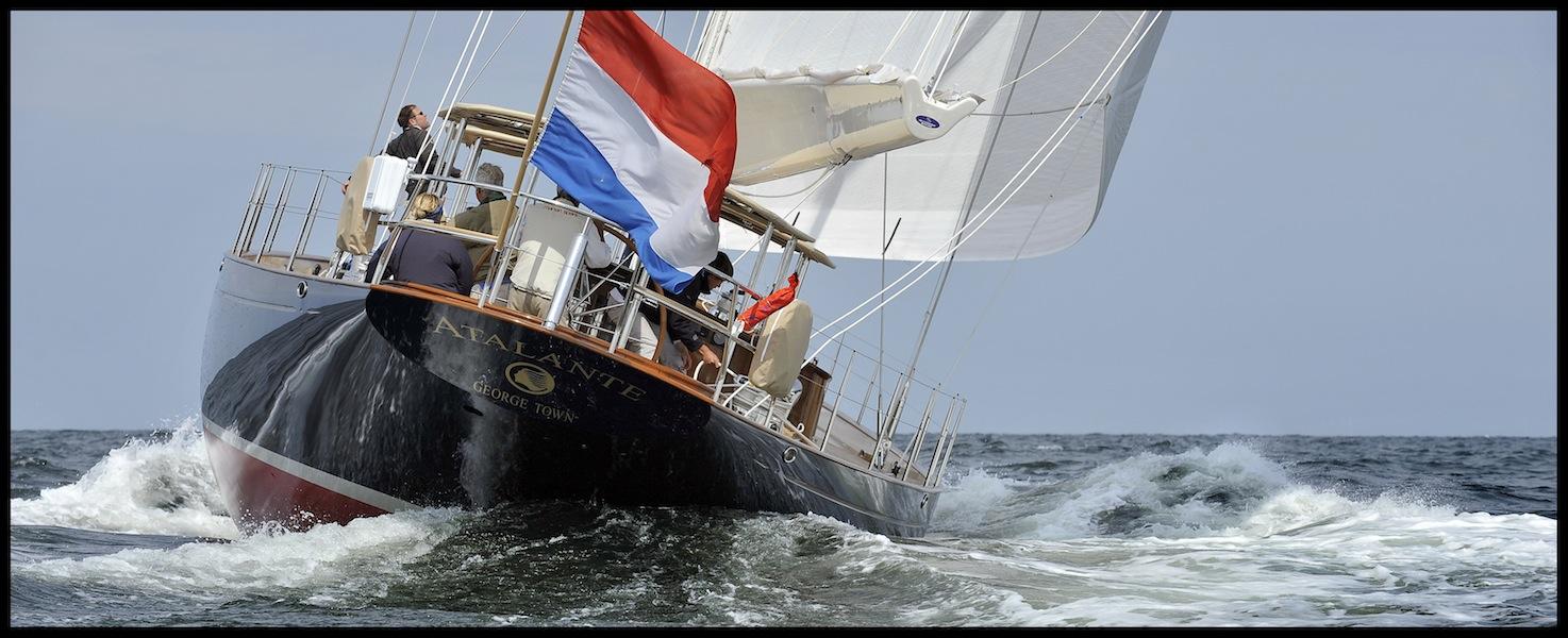 test sailing, Klant: Claasen Jachtbouw 1
