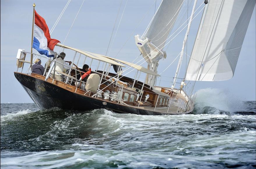 test sailing, Klant: Claasen Jachtbouw 2
